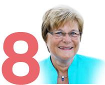 Helga Klee, Schulratspräsidentin OMR und Kantonsrätin FDP «Unsere Jugend raucht, denn sie ist ein Spiegel der Gesellschaft: Wir verbieten den Jugendlichen ... - 08_klee